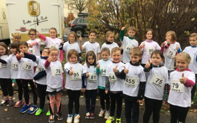 Teilnahme am 30. Internationalen Martinslauf in Losheim